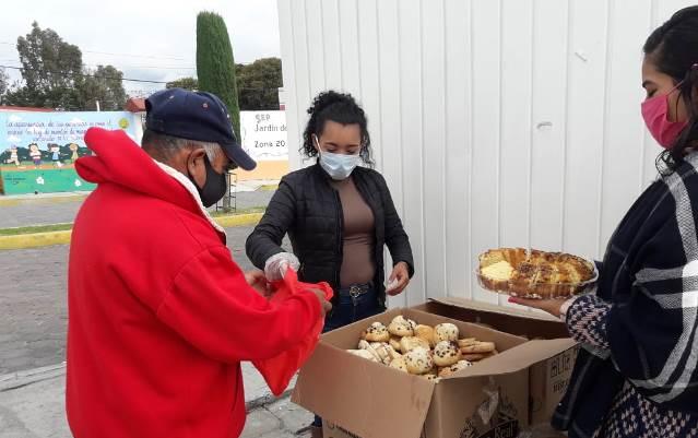 Más de 1,500 familias beneficiadas con donaciones del Sistema DIF Municipal Huamantla