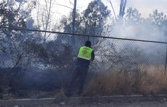 Evitar quema de pirotecnia para prevenir incendios, pide ayuntamiento de Totolac