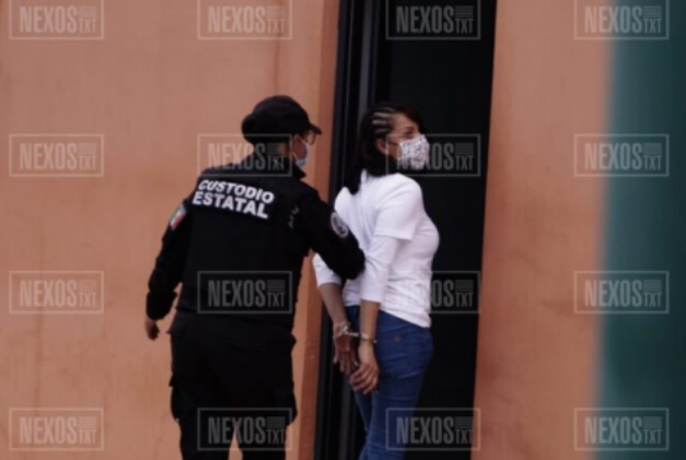 Piden justicia para mujer encarcelada por influyentismo de su pareja
