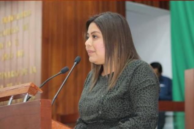 Sigue firme Rodríguez en la vocería del Congreso del Estado: Garay