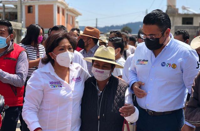 Anabell Ávalos es la mejor para gobernar Tlaxcala en este momento: Julio Hernández