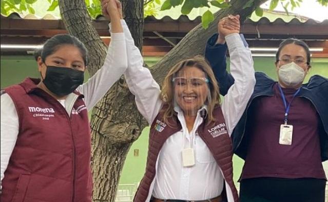 Blanca Angulo, reconocida priista, se suma al proyecto de Morena
