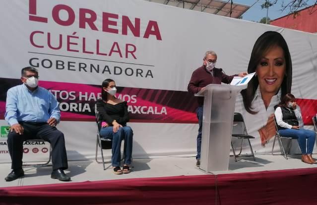Dicen que Anabel Avalos gastó casi 5 mdp en 15 días de campaña