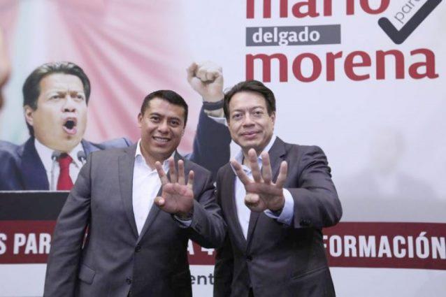 Muñoz Ledo busca violentar la vida interna de Morena: diputados