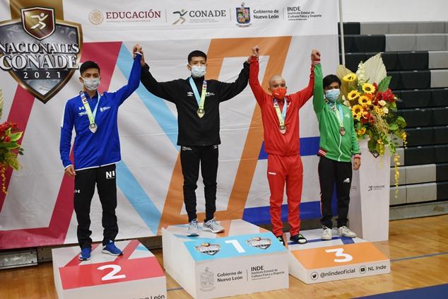 Tlaxcala suma medalla de bronce en la Luchas asociadas