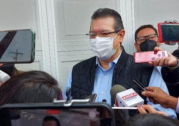 Tlaxcala tiene condiciones de tranquilidad durante el proceso electoral: Mena