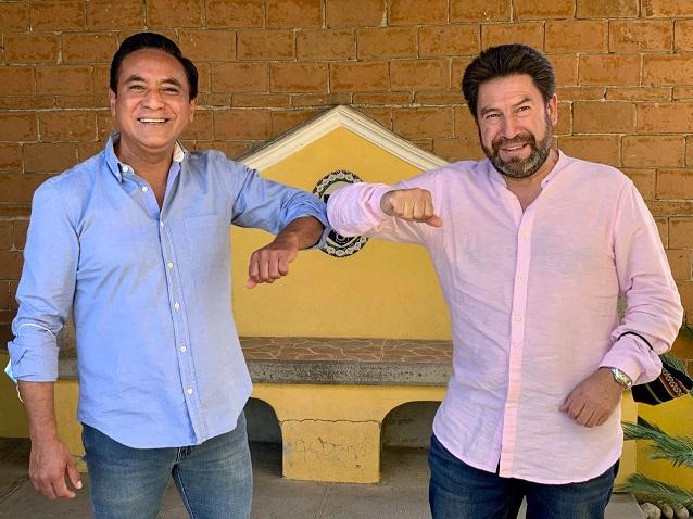 Construye Jorge Corichi unidad con morenistas