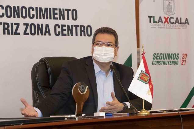 Sector de autopartes ya es distintivo de Tlaxcala: Marco Mena