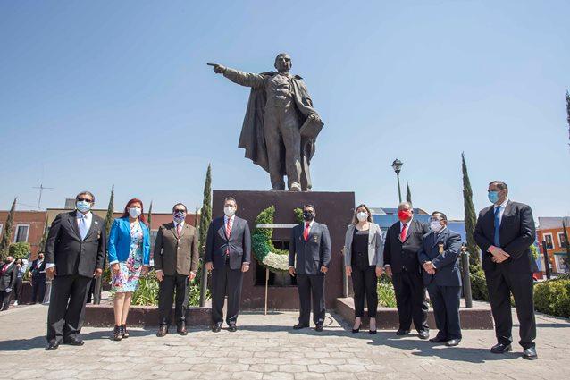 Inaugura Marco Mena 127 Consejo Masónico Nacional en Tlaxcala