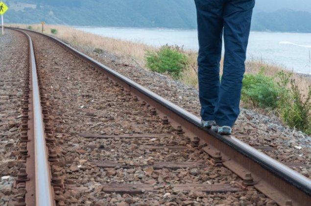 Tren le mutila las dos piernas a un migrante en Huamantla