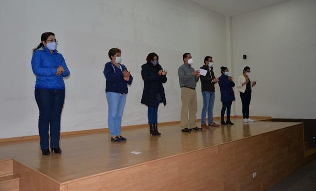 Inicia capacitación de brigadas Covid-19 e Influenza en Nanacamilpa
