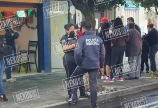 Encuentran sin vida a una pareja en un domicilio del centro de Tlaxcala