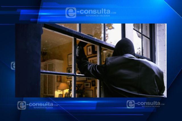 Habría sido robada casa del ex alcalde de Apetatitlán; nuevamente la policía fue burlada