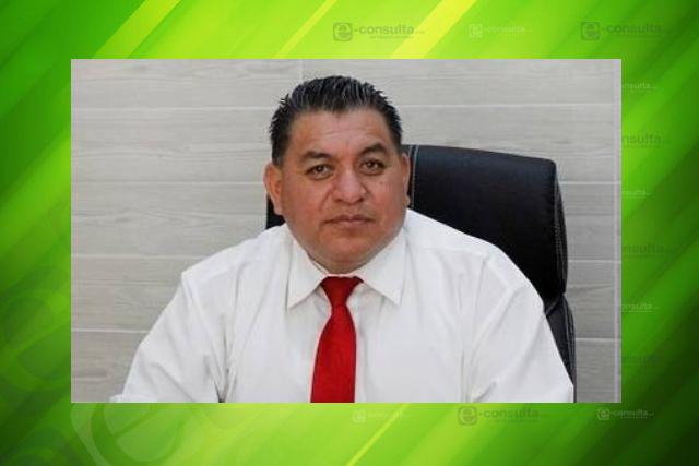 Alcalde amoroso Eloy Reyes tiene deudas con proveedores