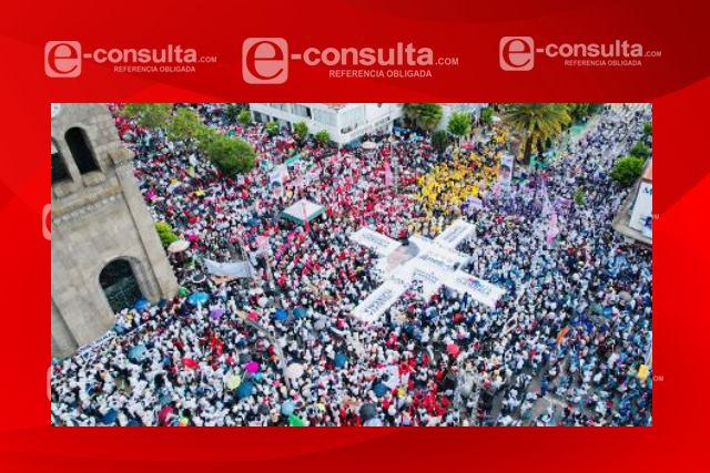 El 6 de junio vamos a lograr la grandeza de Tlaxcala: Anabell Ávalos