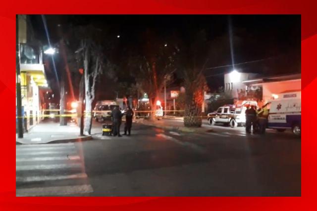 Sangrienta navidad en Apizaco; muere hombre apuñalado