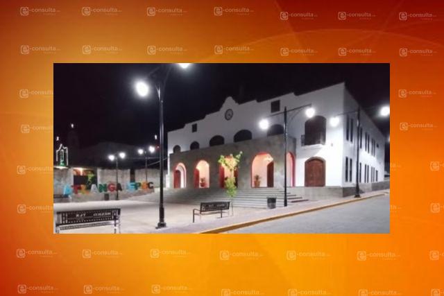Administración de Atlangatepec garantiza facilidades para la transición