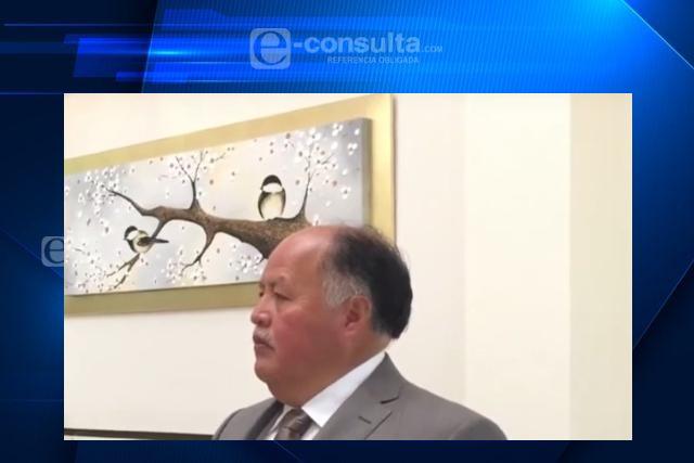Atlangatepec mantiene firme la meta del desarrollo: Macías