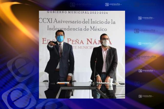 Con acciones concretas mejorará la seguridad en Calpulalpan: Peña Nájera