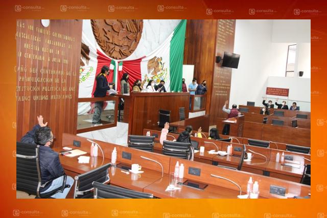 Aprueban diputados locales cuenta pública 2019 del Poder Legislativo