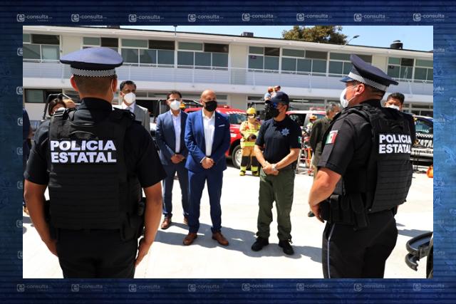 Constata Coparmex el avance de la certificación de elementos de la policía
