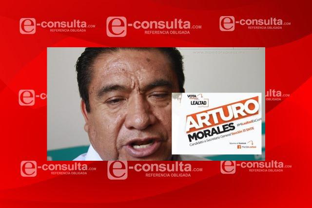 Derrota de Arturo Morales implicará problemas para Demetrio Rivas