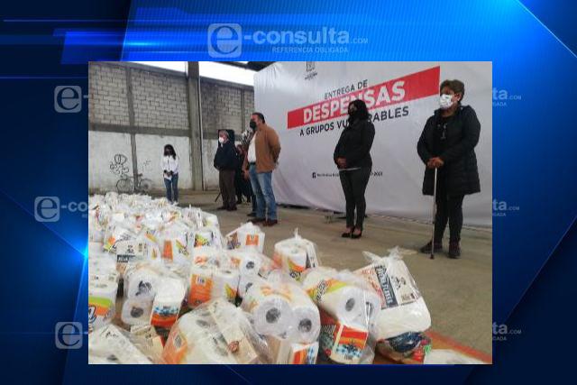 Xicohtzinco, municipio con más programas de apoyo para pobladores: Badillo