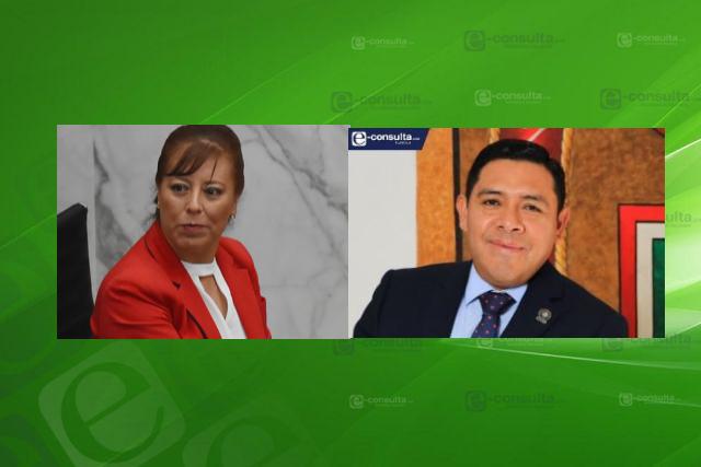 Diputados locales del PRI y PAN llaman incongruente a Lorena Cuéllar