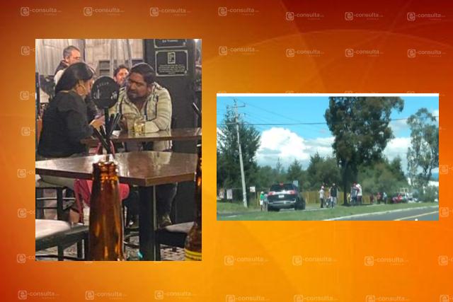 Por tercer día cierra vecinos de Panotla carretera Tlaxcala-San Martín