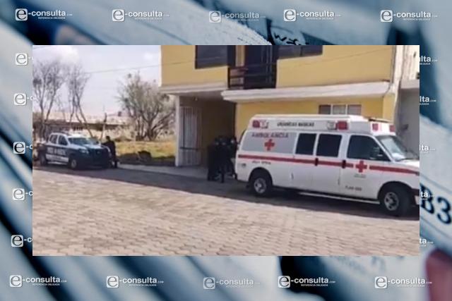 Muere pareja en Tlaltelulco por aparente intoxicación, una menor está grave