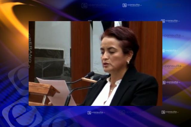 Guillermina Loaiza presidirá la poderosa Comisión de Fiscalización