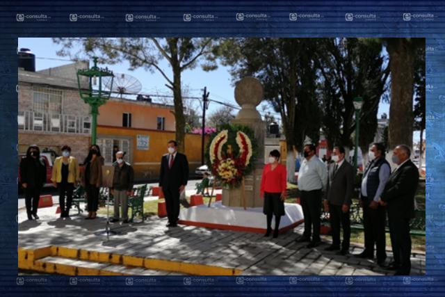 Sánchez Jasso conmemora el 486 aniversario de la Fundación de Huamantla