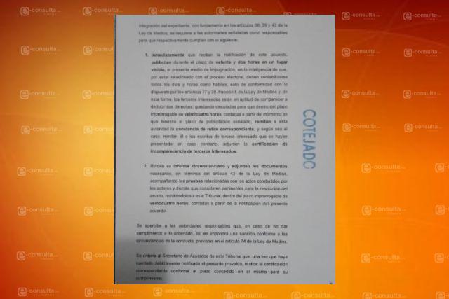 Paralizan a Morena en Huamantla; TET ordena reponer proceso interno