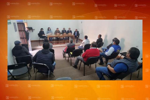 El diálogo, la mejor manera de tener acuerdos: Salvador Santos