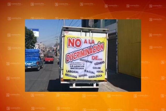 Pobladores de Ixtenco se manifiestan contra Juan Antonio Hernández