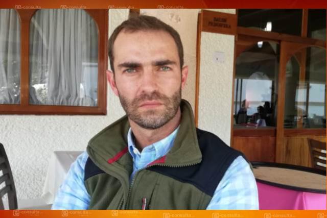 Jonatan Bretón dispuesto a impulsar el desarrollo de Tlaxcala