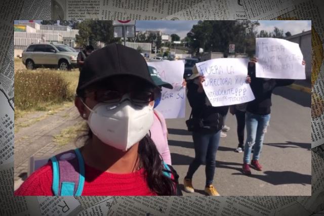 Roberto Lima deja plantados a padres de familia en la USET