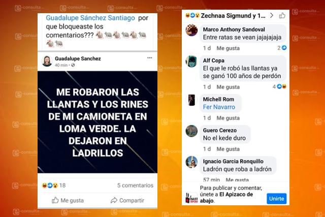 Dan baje a la panista Guadalupe Sánchez; se burlan en redes de ella