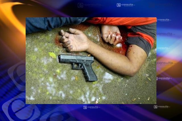 En Nativitas masculino se disparó en la cabeza; murió en hospital