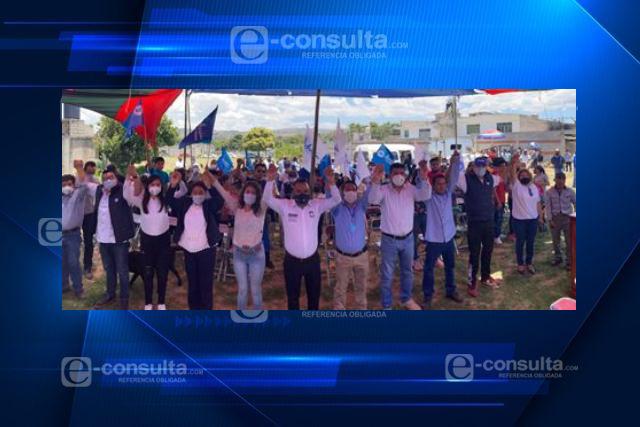 Miguel Juárez ganará la elección del próximo 6 de junio en Tecolotla