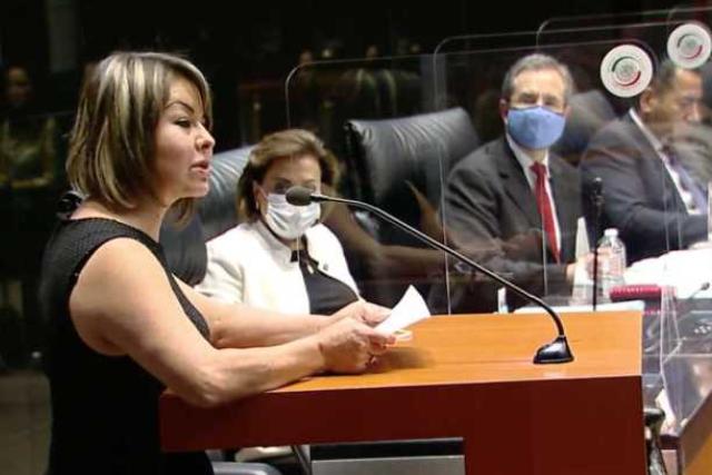 Cuestiona Minerva Hernández a la SEP por remodelar oficinas, pese pobreza en México