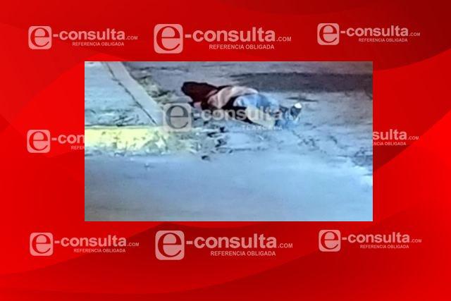 Muere ladrón a manos de vecinos enardecidos en Apizaco