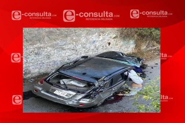 Joven pierde la vida en fatal accidente registrado en puente de Tizatlán