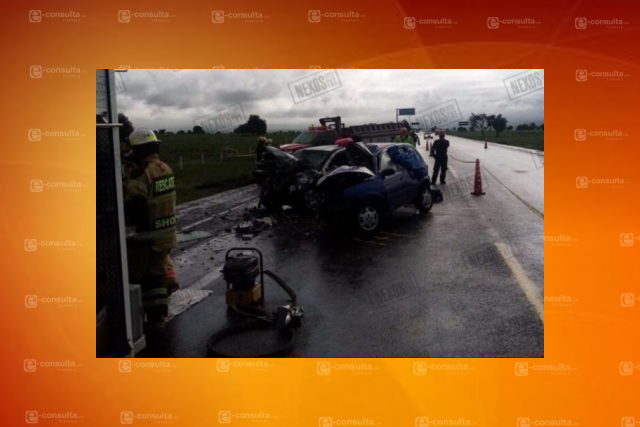 Trágico accidente deja siete muertos y una menor seriamente lesionada
