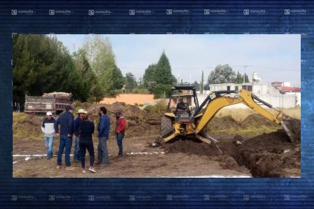 Suspenden construcción del Banco del Bienestar en Apizaco
