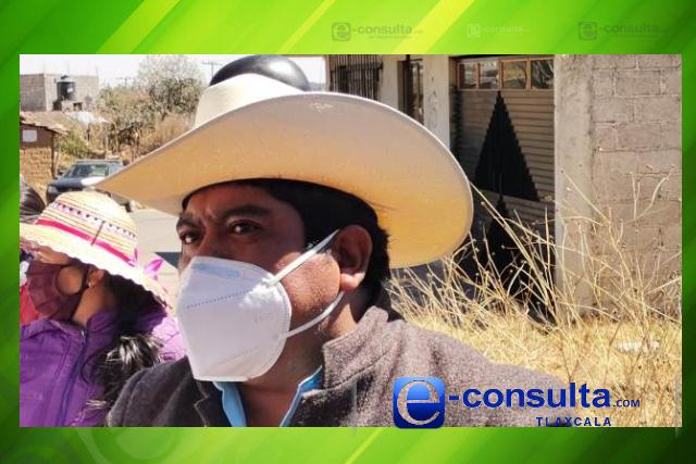 Pretende alcalde de Panotla imponer a su papá como presidente de Huexoyucan