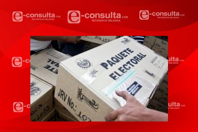Inconformes de Muñoz amagan con quemar paquetes electorales