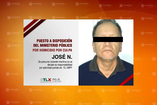 Detienen al responsable del arrollamiento del mariachi en Tlaltelulco