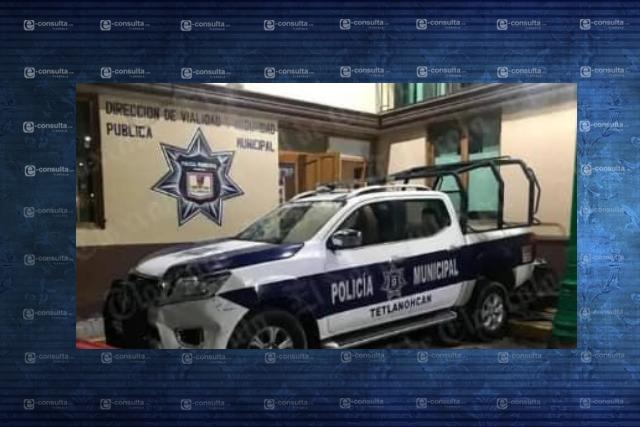 Podrían infestarse de Covid policías de Tetlanohcan; carecen de equipo de protección