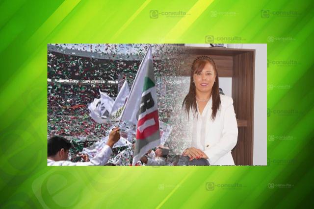 Define el PRI 10 perfiles a diputados locales; destaca Zonia Montiel